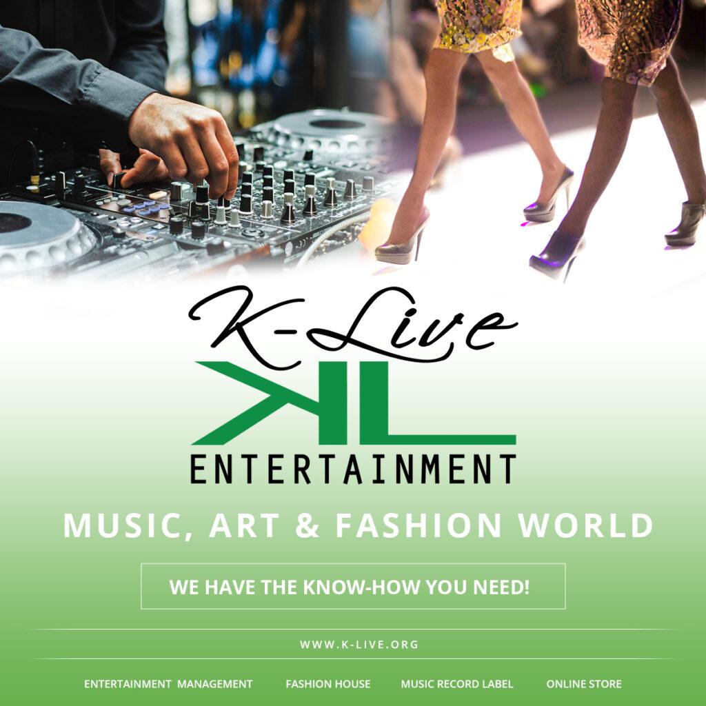 K-Live entertainment-banner-